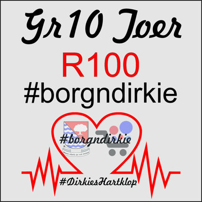Picture of #borgnDirkie_Gr10 - R100