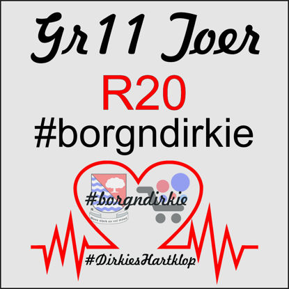 Picture of #borgnDirkie_Gr11 - R20