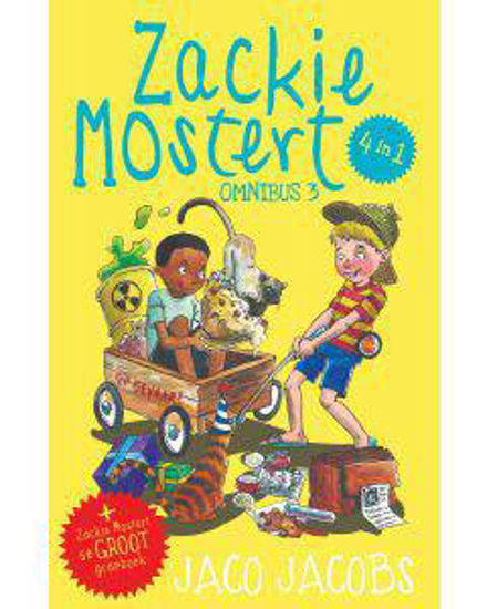 Picture of Zackie Mostert-omnibus 3