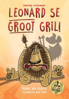 Picture of Leonard se groot gril!