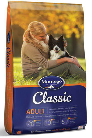 Picture of Montego Classic Adult 20Kg
