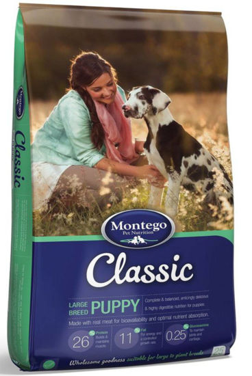 Picture of Montego Classic Puppy 25Kg