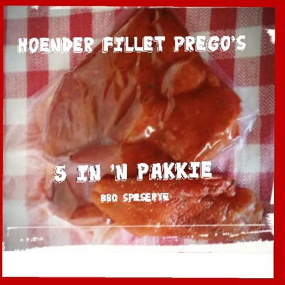 """Picture of Hoender Steaks """"Prego"""" - BBQ (±400-500 g)"""