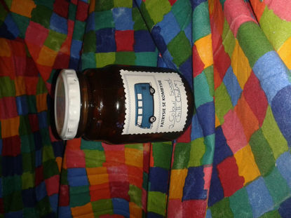 Picture of 3 Colour Sweet Chillli Chutney Large