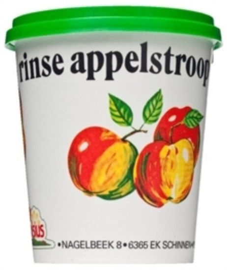 Picture of Canisius Rinse appelstroop Platic 450g