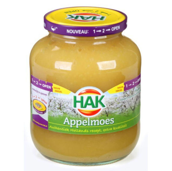 Picture of Hak Appelmoes 720ml