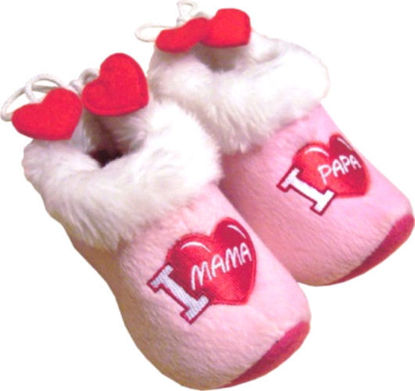 Picture of Clog slippers baby Pink