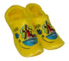 Picture of Clog slippers yellow mill, kids size 13-4(eu 31-35)
