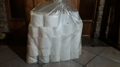 Picture of Dubbellaag toilet papier - 4rolle