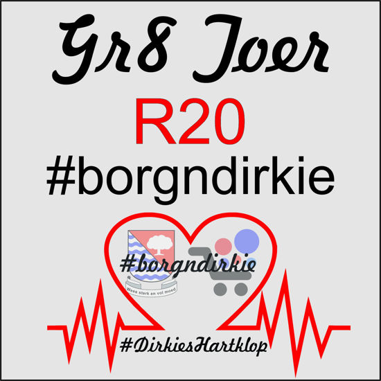 Picture of #borgnDirkie_Gr8 - R20