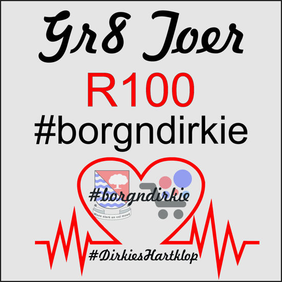 Picture of #borgnDirkie_Gr8 - R100
