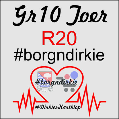 Picture of #borgnDirkie_Gr10 - R20