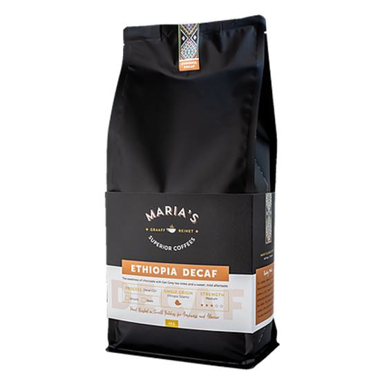 Picture of Ethiopia Decaf_Beans 250g