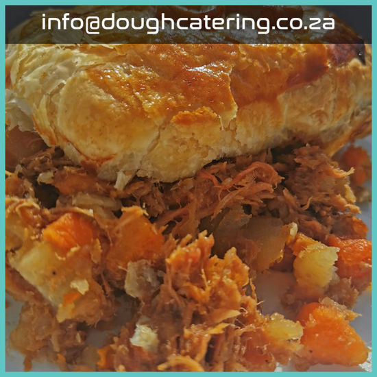 Picture of Pulled Pork Pie 1Kg