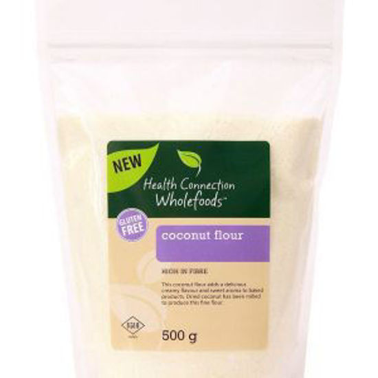 Picture of Coconut Flour 500g - Gluten free   Low Carb