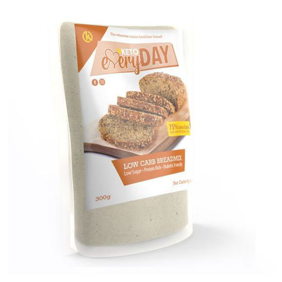 Picture of Keto Everyday - Low Carb Bread Mix 300g