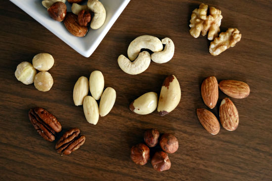 Picture of Mixed Nuts Roasted 500g
