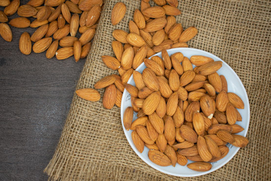 Picture of Almonds - Raw 250g