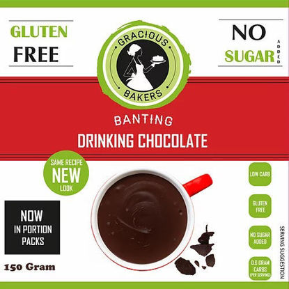 Picture of Banting Drinking Hot Chocolate 150g