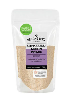 Picture of Cappuccino Muffin Banting BLVD 200g