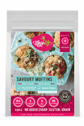 Picture of Mojome Savory Muffin 230g