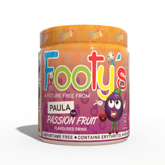 Picture of Footy's Passion Fruit - Powder 450g