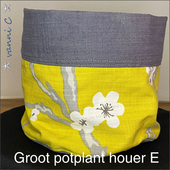 Picture of Groot potplanthouer E