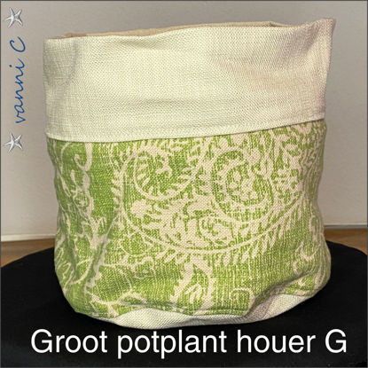 Picture of Groot potplanthouer G